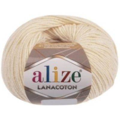 LanaCoton (26% шерсть, 26% хлопок, 48% акрил) (50гр. 160м.)