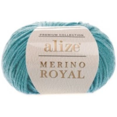 Merino Royal (шерсть 100%) (50гр. 100м.)