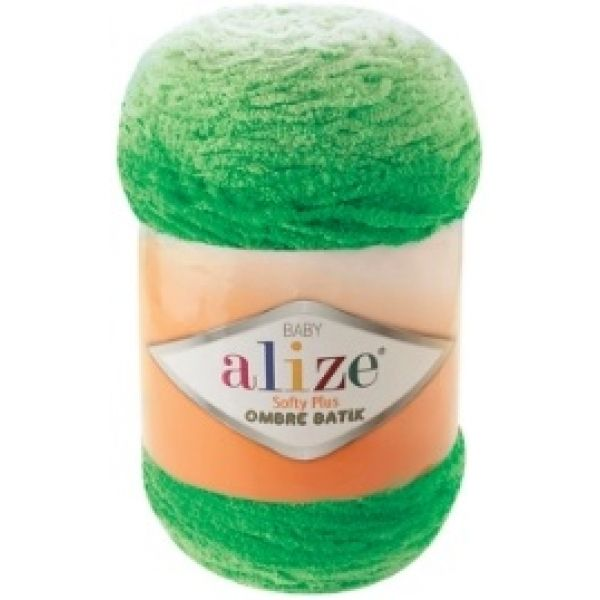 Пряжа Alize Softy Plus Ombre Batik