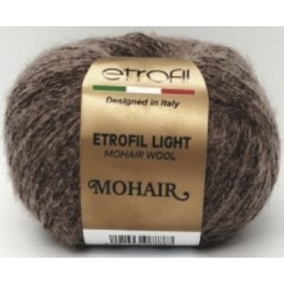 Light Mohair (40% мохер, 40% шерсть, 20% полиамид) (50гр. 235м.)