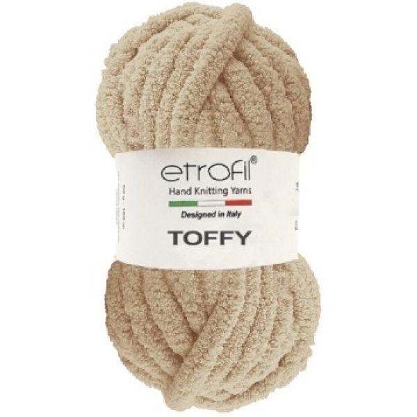 Toffy пряжа Etrofil