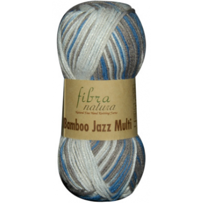 Bamboo Jazz Multi (50% хлопок, 50% бамбук) (50гр._120м.)