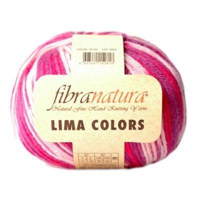 Lima Colors (супервош суперстирка шерсть 100%) (100гр. 260м.)