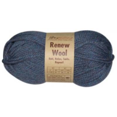 Renew Wool (чистая шерсть 65%, переработанная шерсть 35%) (50гр. 100м.)