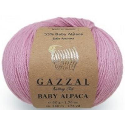 Baby Alpaca (45% Мериносовая шерсть файн супервош, 55% Беби Альпака) (50гр. 160м.)
