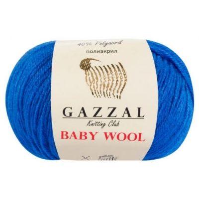 Baby Wool (мериносовая шерсть 40%, кашемир ПА 20%, полиакрил 40%) (50гр. 200м.)