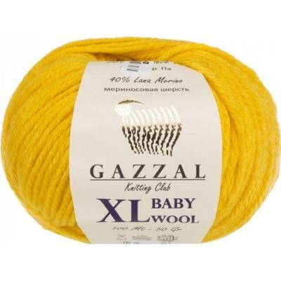Baby Wool XL (мериносовая шерсть 40%, кашемир 20%, акрил 40%) (50гр. 100м.)