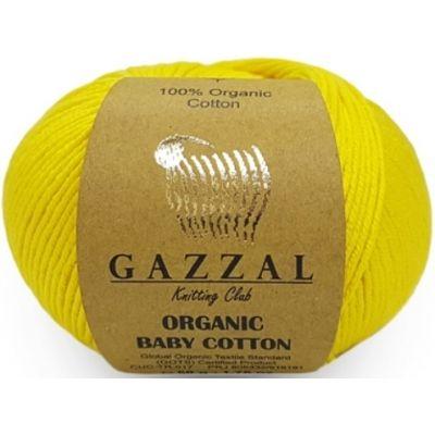 Organic Baby Cotton (органический хлопок 100%) (50гр. 115м.)