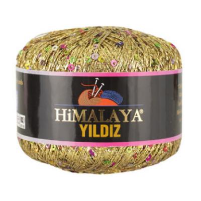 Yildiz (76% люрекс, 24% пайетки) (25гр._393м.)