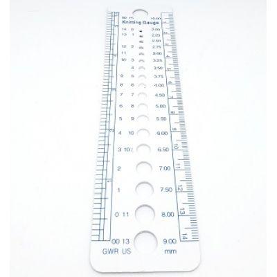 Измеритель Спиц - Линейка