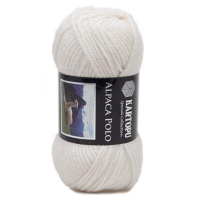 Alpaca Polo (60% акрил, 20% шерсть, 20% альпака) (100гр. 120м.)