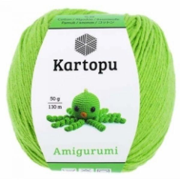 Пряжа Амигуруми Картопу - Купить пряжу Amigurumi Kartopu мотками по низким ценам в интернет-магазине pryazha.net