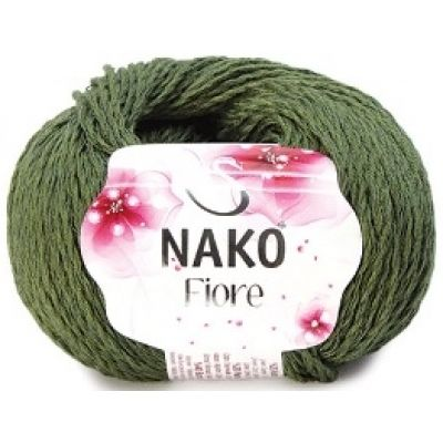 Fiore (25% лён, 35% хлопок, 40% бамбук) (50гр. 150м.)