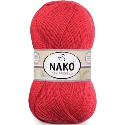 Pure Wool 3.5 (100% шерсть) (100гр. 350м.)