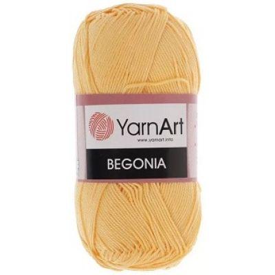 Begonia (100% мерсеризованный хлопок) (50гр._169м.)
