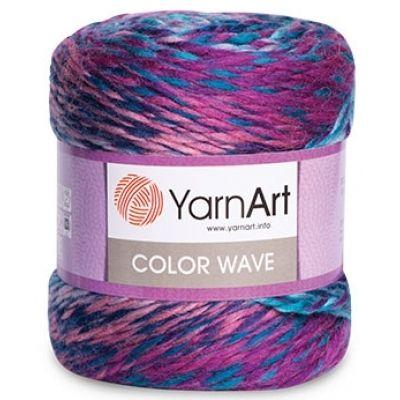 Color Wave (шерсть 20%, акрил 80%) (200гр. 160м.)
