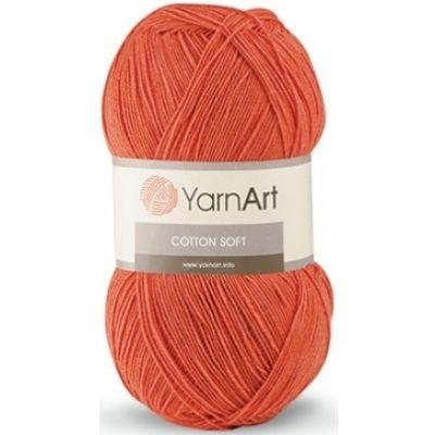 Cotton Soft (хлопок 55%, полиакрил 45%) (100гр. 600м.)