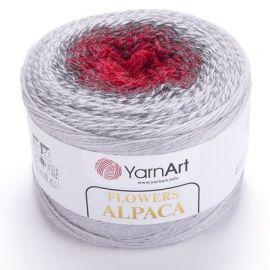 Flowers Alpaca (80% акрил, 20% альпака) (250г. 940м.)