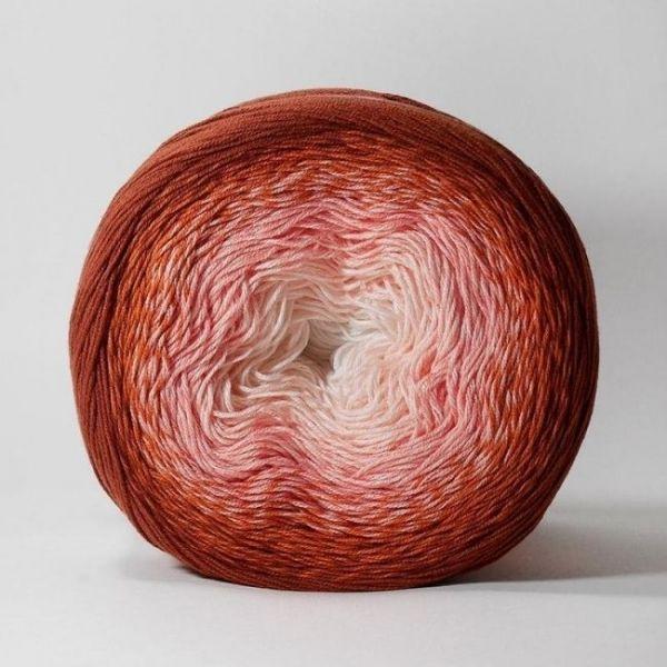 288 бордовый, красный, нежно-розовый