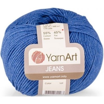 Jeans (хлопок 55%, полиакрил 45%) (50гр. 160м.)