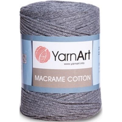 Macrame Cotton (хлопок-85%, полиэстер-15%) (250гр. 225м.)