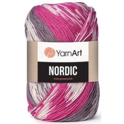 Nordic (шерсть 20%, акрил 80%) (150гр. 510м.)