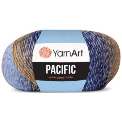 Pacific (шерсть 20%, акрил 80%) (50гр. 200м.)