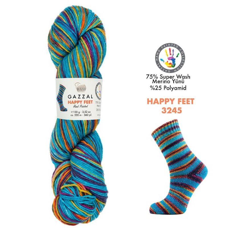 happy feet gazzal